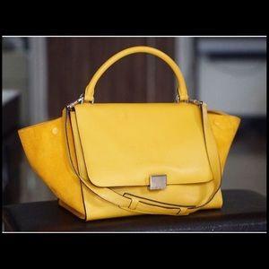 Celine Trapeze Shoulder  Handbag